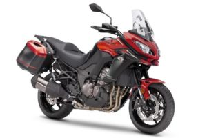 Ficha técnica de la moto Kawasaki Versys 1000 Tourer