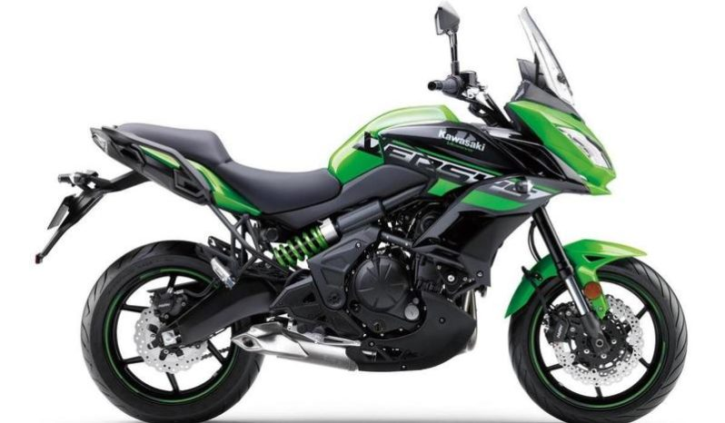 Ficha técnica de la moto Kawasaki Versys 650 ABS