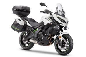Ficha técnica de la moto Kawasaki Versys 650 ABS Grand Tourer