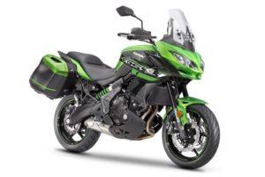 Ficha técnica de la moto Kawasaki Versys 650 ABS Tourer