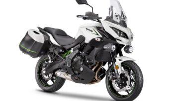 Ficha técnica de la moto Kawasaki Versys 650 ABS Tourer Plus