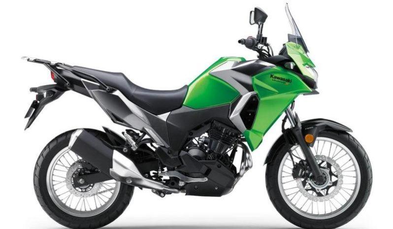 Ficha técnica de la moto Kawasaki Versys-X 300