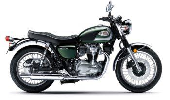 Ficha técnica de la moto Kawasaki W800 2020