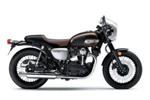 Ficha técnica de la moto Kawasaki W800 Cafe