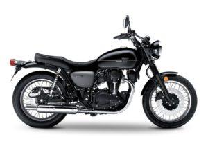Ficha técnica de la moto Kawasaki W800 Street