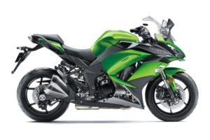 Ficha técnica de la moto Kawasaki Z1000SX
