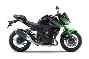 Ficha técnica de la moto Kawasaki Z400