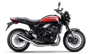 Ficha técnica de la moto Kawasaki Z900RS