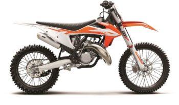 Ficha técnica de la moto KTM 125 SX 2020
