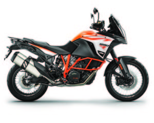 Ficha técnica de la moto KTM 1290 Super Adventure R