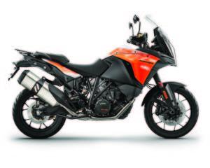 Ficha técnica de la moto KTM 1290 Super Adventure S