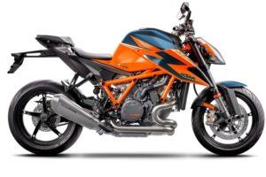 Ficha técnica de la moto KTM 1290 Super Duke R 2020