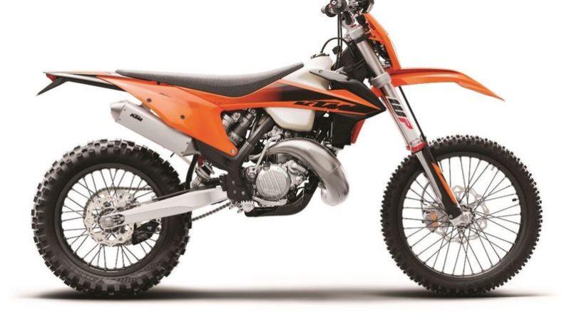 Ficha técnica de la moto KTM 150 EXC TPI 2020
