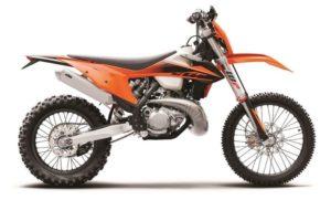 Ficha técnica de la moto KTM 250 EXC TPI 2020