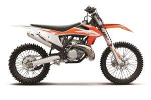 Ficha técnica de la moto KTM 250 SX 2020