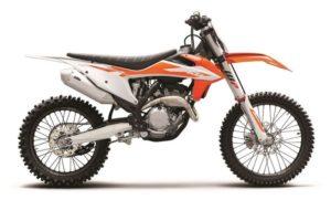 Ficha técnica de la moto KTM 250 SX-F 2020