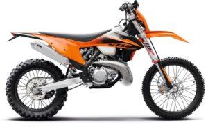 Ficha técnica de la moto KTM 300 EXC TPI 2020