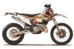 Ficha técnica de la moto KTM 300 EXC TPI Erzbergrodeo 2020