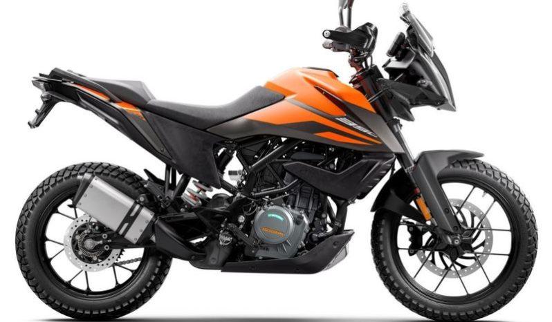 Ficha técnica de la moto KTM 390 Adventure 2020