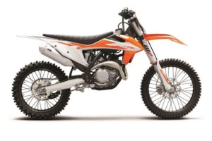 Ficha técnica de la moto KTM 450 SX-F 2020