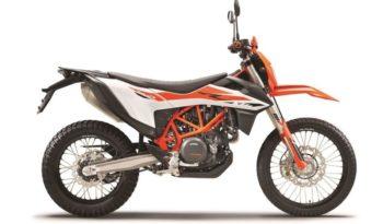 Ficha técnica de la moto KTM 690 Enduro R