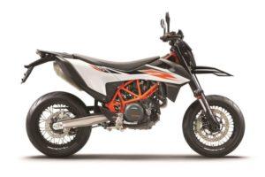 Ficha técnica de la moto KTM 690 SMC R