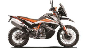 Ficha técnica de la moto KTM 790 Adventure R
