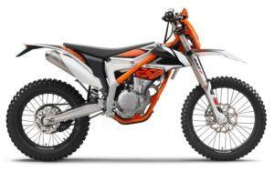 Ficha técnica de la moto KTM Freeride 250 F