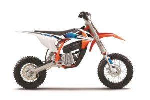 Ficha técnica de la moto KTM SX-E 5 2020