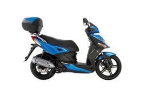 Ficha técnica de la moto Kymco Agility City 125