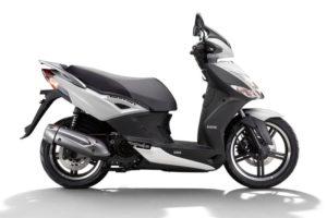 Ficha técnica de la moto Kymco Agility City 125 2020