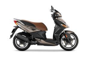 Ficha técnica de la moto Kymco Agility City 50 2020
