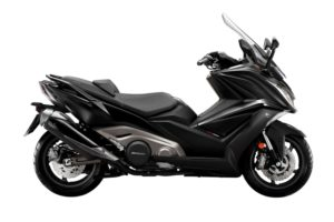 Ficha técnica de la moto Kymco AK 550