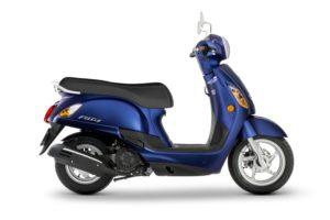 Ficha técnica de la moto Kymco Filly 125