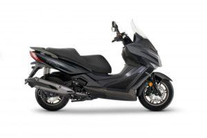 Ficha técnica de la moto Kymco Grand Dink 300