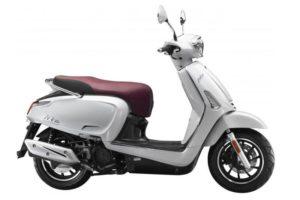 Ficha técnica de la moto Kymco Like 125