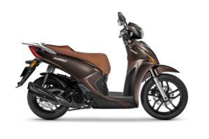 Ficha técnica de la moto Kymco People S 125