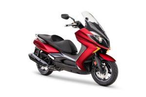 Ficha técnica de la moto Kymco Super Dink 125i