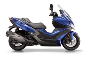 Ficha técnica de la moto Kymco Xciting S 400 2020