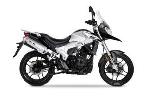 Ficha técnica de la moto Macbor Montana XR1 125