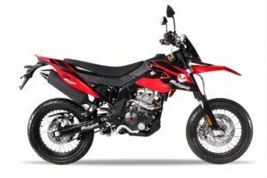 Ficha técnica de la moto Malaguti XSM 125