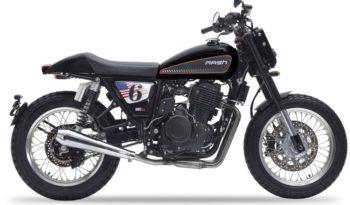 Ficha técnica de la moto Mash Dirt Track 650