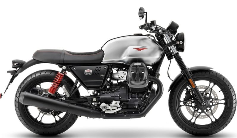 Ficha técnica de la moto Moto Guzzi V7 III Stone S 2020