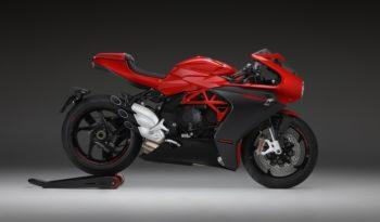 Ficha técnica de la moto MV Agusta Superveloce 800 2020