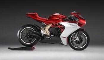 Ficha técnica de la moto MV Agusta Superveloce 800 Serie Oro 2020