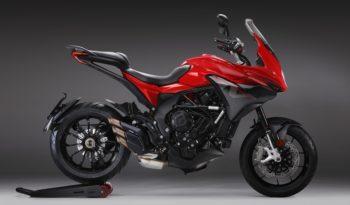 Ficha técnica de la moto MV Agusta Turismo Veloce 800 Rosso 2020