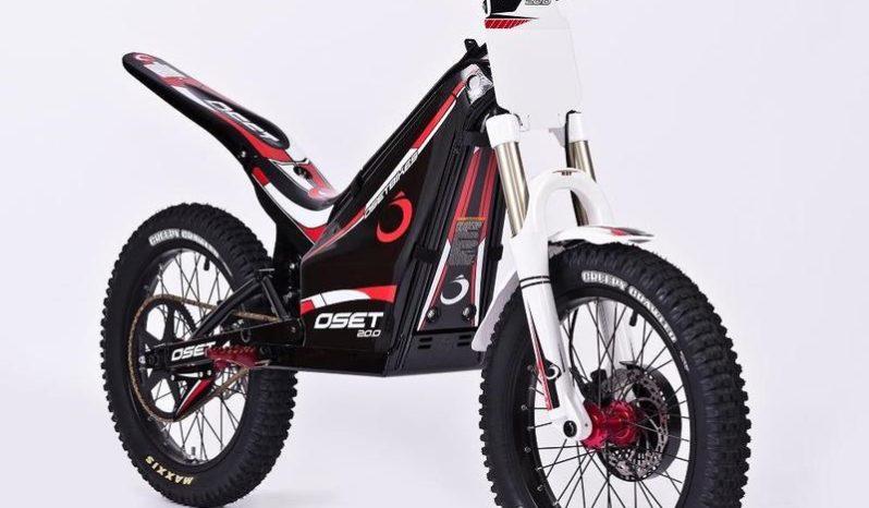 Ficha técnica de la moto Oset 20.0 Eco