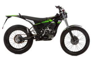Ficha técnica de la moto OSSA Explorer 280