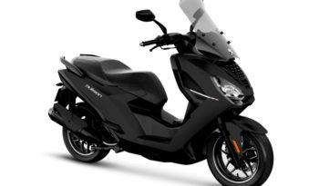 Ficha técnica de la moto Peugeot Pulsion 125 Active