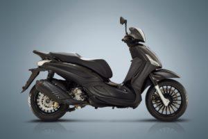 Ficha técnica de la moto Piaggio Beverly 350 2020